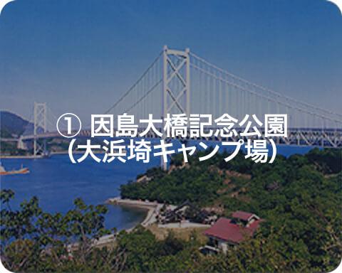 因島大橋記念公園(大浜崎キャンプ場)